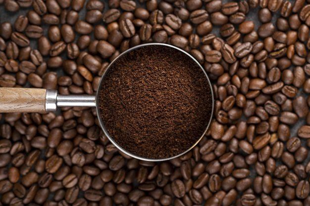 Agglomerated (Granulated) Instant Coffee