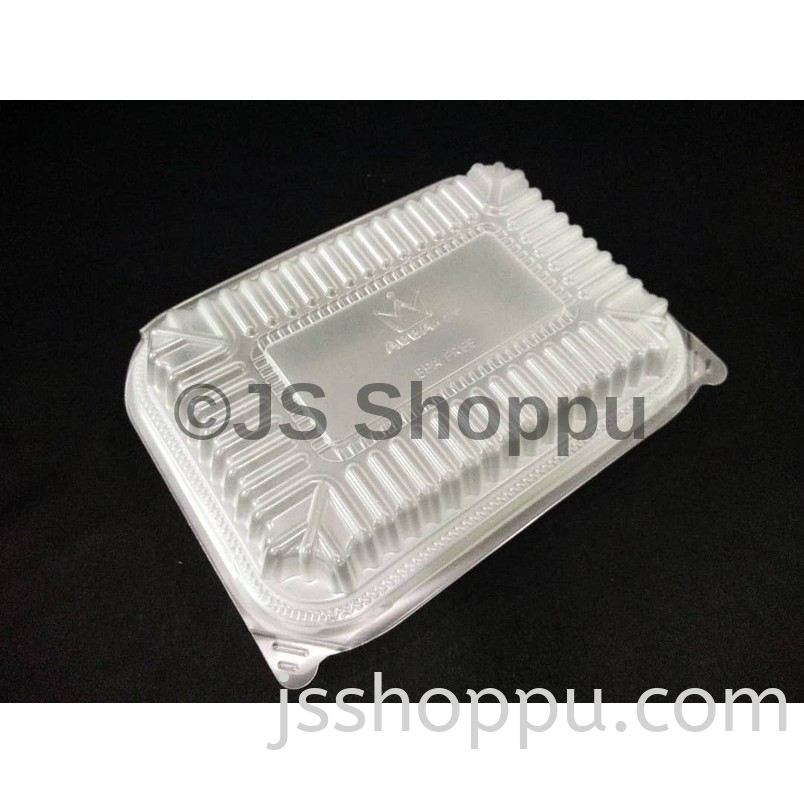 Disposable PP Lunch Box - ABBA (100pcs±)