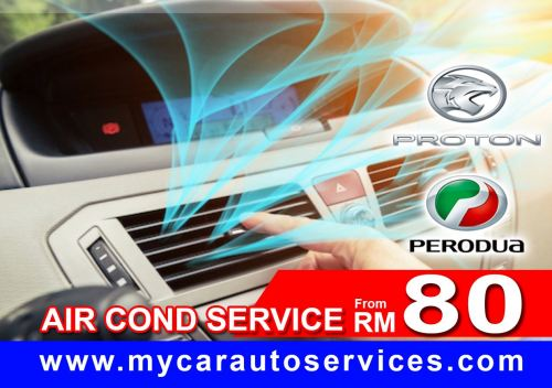 PROTON & PERODUA OWNER GET AIR CORD SERVICE PROMOTION NOW