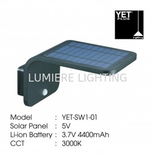 YET SOLAR LIGHT SW1-01