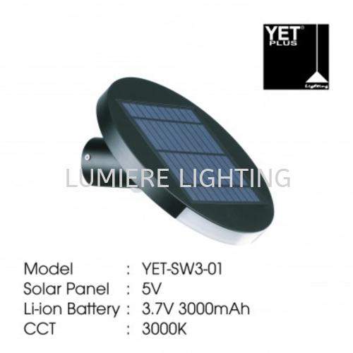 YET SOLAR LIGHT SW3-01