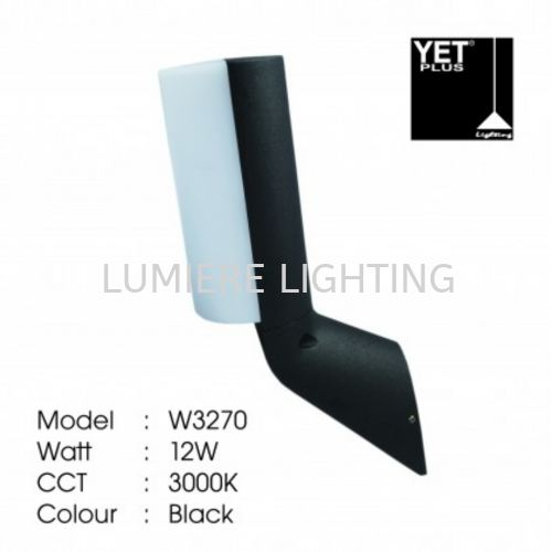 YET WALL LIGHT W3270