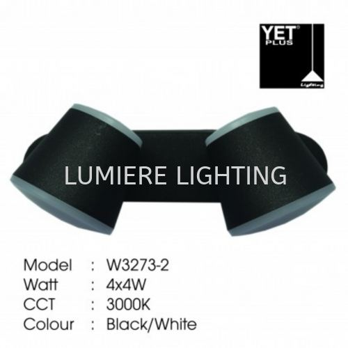 YET WALL LIGHT W3273-2