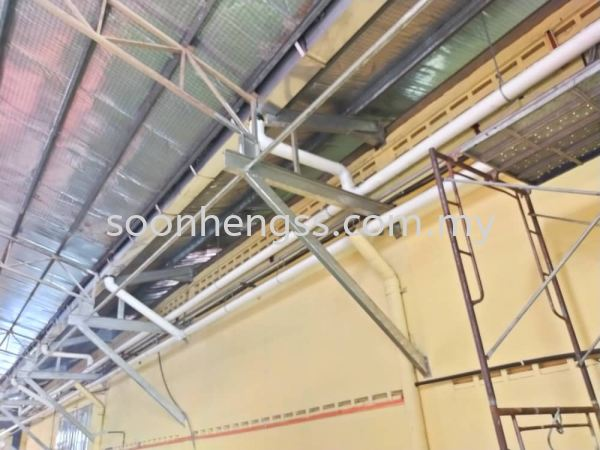 GUTTER STAINLESS STEEL Johor Bahru (JB), Skudai, Malaysia Contractor, Manufacturer, Supplier, Supply | Soon Heng Stainless Steel & Renovation Works Sdn Bhd