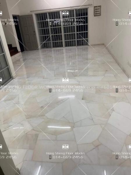 Terrazzo Flooring Polished Selangor, Malaysia, Kuala Lumpur (KL), Petaling Jaya (PJ) Supplier, Suppliers, Supply, Supplies   Hong Sheng Floor Works