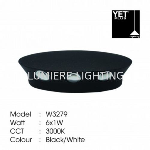 YET WALL LIGHT W3279