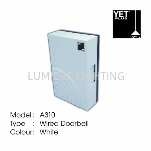 YET DOOR BELL A310