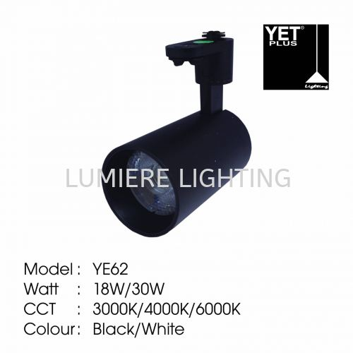 YET TRACK LIGHT YE62