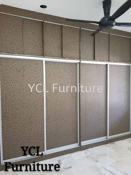 Melamine Anti-Jump Wardrobe Selangor wardrobe Selangor, Malaysia, Kuala Lumpur (KL), Semenyih Supplier, Suppliers, Supply, Supplies   YCL Furniture