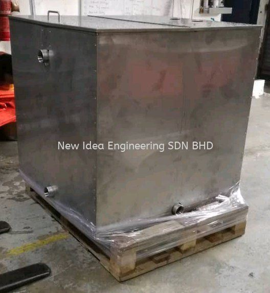 1m3 insulated stainless steel chiller tank Mechanical engineering Penang, Malaysia, Bukit Mertajam Supplier, Suppliers, Supply, Supplies | New Idea Engineering Sdn Bhd