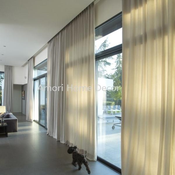 Curtain Motorized Perak, Malaysia, Ipoh Supplier, Suppliers, Supply, Supplies | Amori Home Decor Sdn Bhd