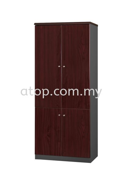LX 668 WOOD DOOR HIGH CABINET OFFICE SYSTEM Malaysia, Selangor, Kuala Lumpur (KL), Rawang Manufacturer, Maker, Supplier, Supply | Atop Trading Sdn Bhd