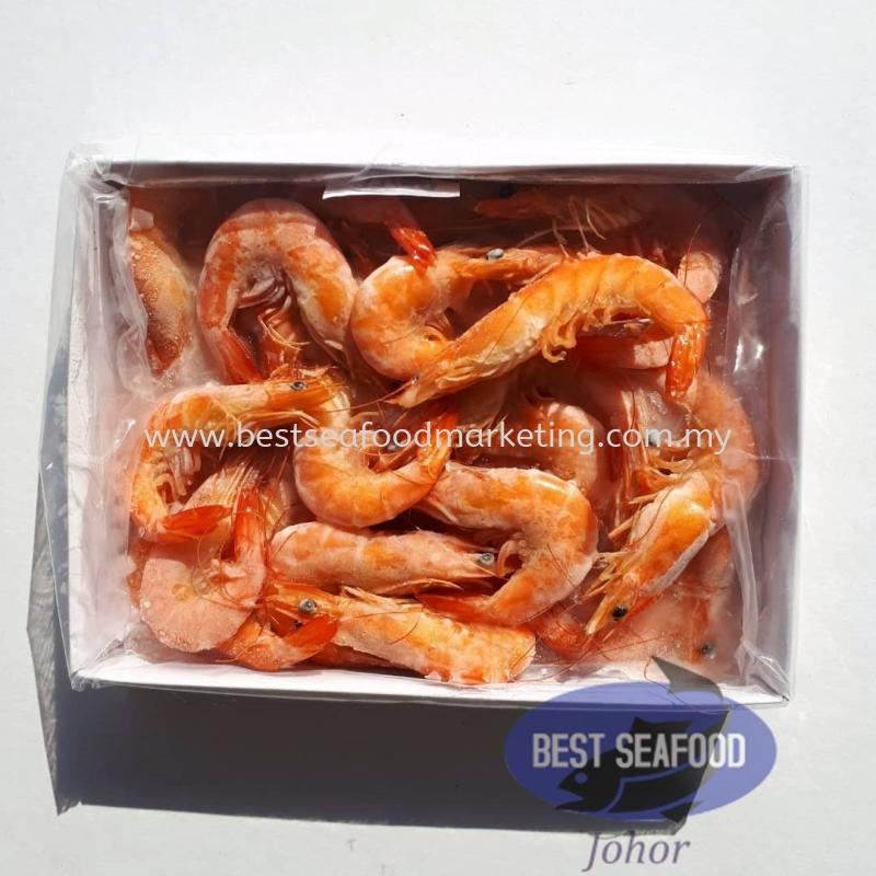 Cooked White Prawn / 易母郎 / Udang Masak (Size 31-40)(sold per pack)