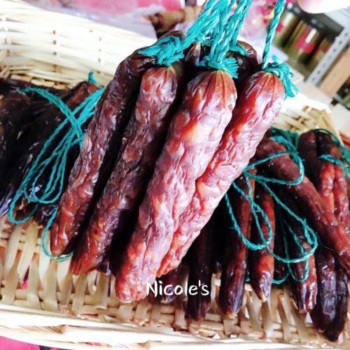 Wine Chinese Liver Sausage (Yuncheong)酒香润肠