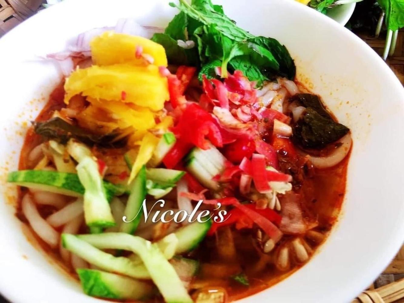 Penang Assam Laksa 槟城亚叁叻沙酱