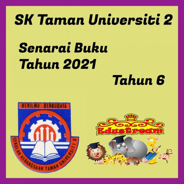 SK Taman Universiti 2 Tahun 6 SK Taman Universiti 2 SK Johor Bahru (JB), Malaysia Supplier, Suppliers, Supply, Supplies | Edustream Sdn Bhd