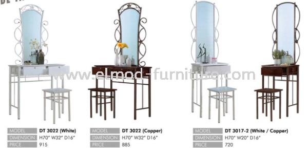 Dressing Table 2 Dressing Table Bedroom Set Selangor, Kuala Lumpur (KL), Puchong, Malaysia Supplier, Suppliers, Supply, Supplies | Elmod Online Sdn Bhd