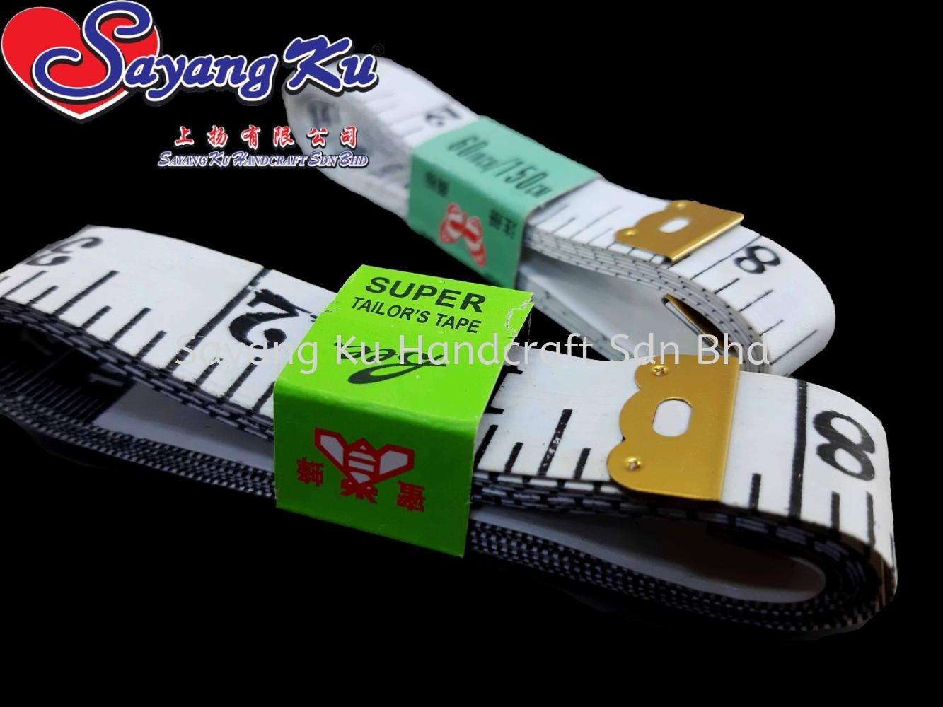 Tali tape ukuran (60inch / 150cm)