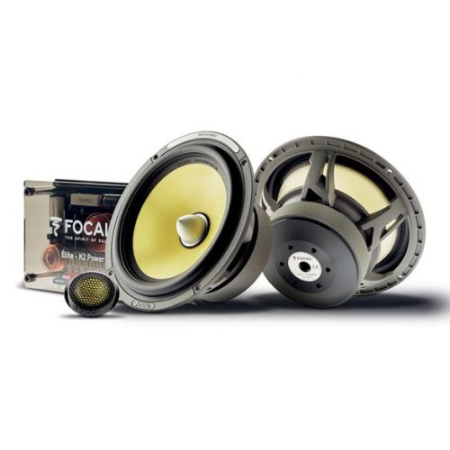Focal Car Audio 6,5'' Two-Way Component Kit ES 165 K2