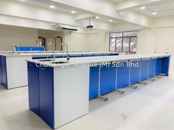 Laboratory Furniture - Metal Blue Laboratory Furniture Selangor, Malaysia, Kuala Lumpur (KL), Subang Jaya Supplier, Suppliers, Supply, Supplies | Challenger Avenue (M) Sdn Bhd