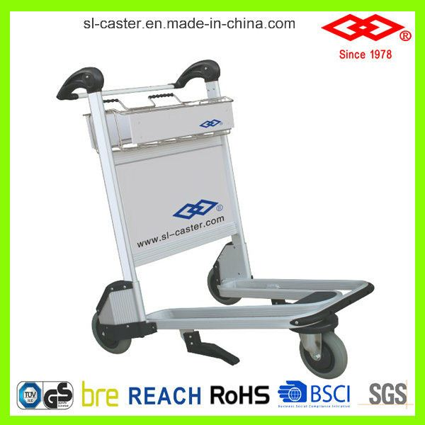 Aluminium Alloy Airline Trolley (GS9-250) _2 NEW & RECONDITIONED NON-MOTORIZED SUPPORT EQUIPMENT FOR AIR AVIATION Malaysia, Negeri Sembilan, Nilai Supplier, Suppliers, Supply, Supplies   GMH RESOURCES SDN. BHD.