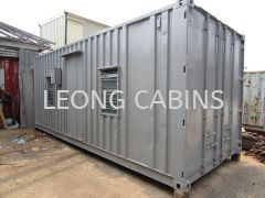 Container Converted to Labour Cabin Others Selangor, Malaysia, Kuala Lumpur (KL), Kajang Supplier, Manufacturer, Supply, Supplies | Leong Cabins