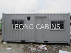 Container Converted to Office Cabin Others Selangor, Malaysia, Kuala Lumpur (KL), Kajang Supplier, Manufacturer, Supply, Supplies | Leong Cabins