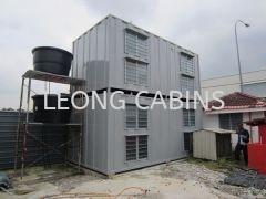 Double Decker Steel Labour Cabin Others Selangor, Malaysia, Kuala Lumpur (KL), Kajang Supplier, Manufacturer, Supply, Supplies | Leong Cabins