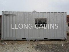 Container Converted to Office Cabin Others Selangor, Malaysia, Kuala Lumpur (KL), Kajang Supplier, Manufacturer, Supply, Supplies   Leong Cabins