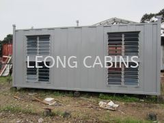 Steel Labour Cabin (Special Design) Others Selangor, Malaysia, Kuala Lumpur (KL), Kajang Supplier, Manufacturer, Supply, Supplies | Leong Cabins