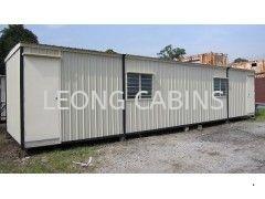 40' Office Cabin Light Duty Selangor, Malaysia, Kuala Lumpur (KL), Kajang Supplier, Manufacturer, Supply, Supplies   Leong Cabins