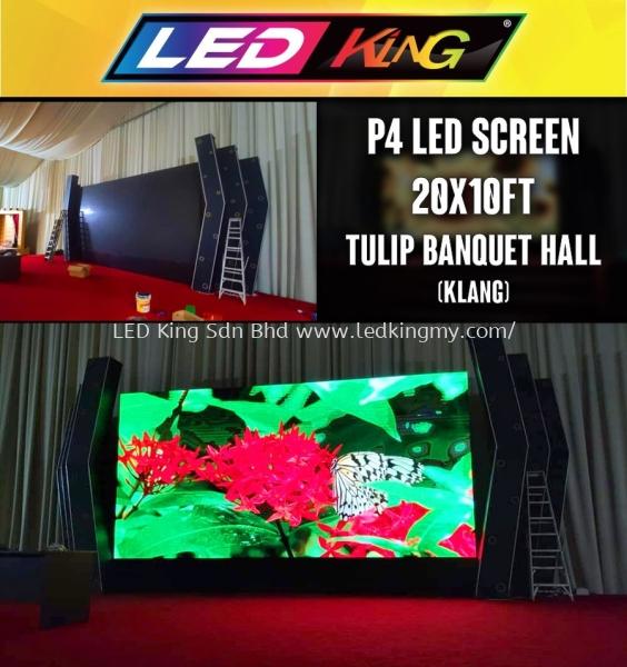 P4 Indoor LED Screen P4 Indoor LED Screen Selangor, Malaysia, Kuala Lumpur (KL), Klang, Petaling Jaya (PJ) Supplier, Suppliers, Supply, Supplies | LEDKING SDN BHD