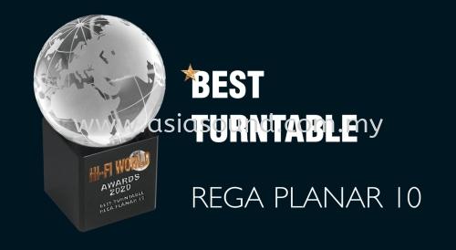 REGA Planar 10 - Turntable of the year 2020