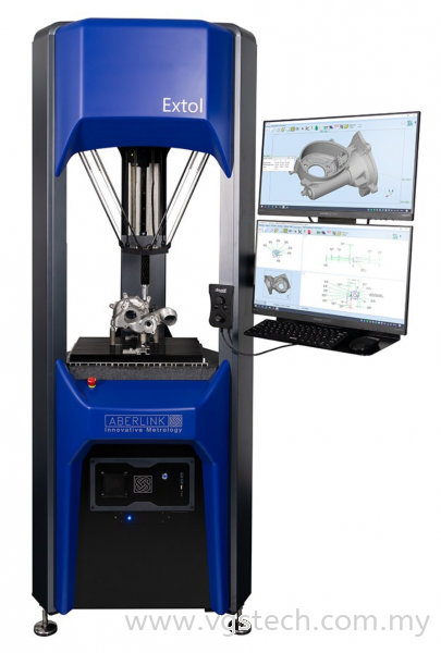 Shop Floor CNC CMM with Delta Mechanism Extol 370 / 520 - Shop Floor CNC CMM Aberlink CMM Series Malaysia, Penang, Selangor, Kuala Lumpur (KL), Johor Bahru (JB), Singapore Supply Suppliers | VGSM Technology (M) Sdn Bhd