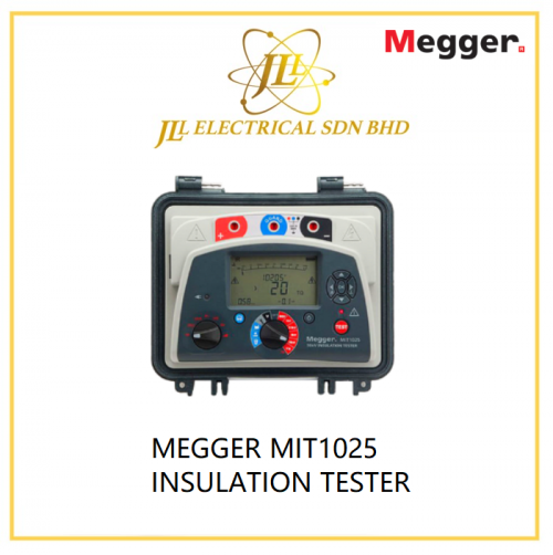 MEGGER MIT1025 INSULATION TESTER