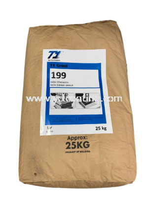 T1-Grout 199 High Strength Non-Shrink Grout