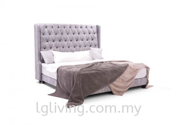 Quinn BED BEDROOM Penang, Malaysia Supplier, Suppliers, Supply, Supplies   LG FURNISHING SDN. BHD.