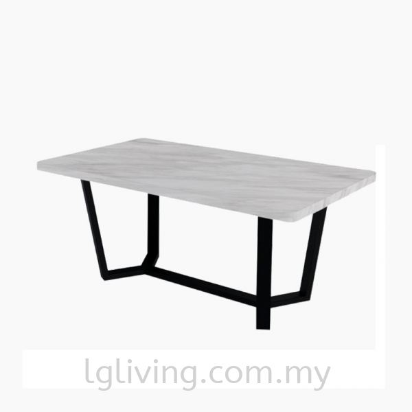 MDT106 DIINING TABLE DINING ROOM Penang, Malaysia Supplier, Suppliers, Supply, Supplies | LG FURNISHING SDN. BHD.