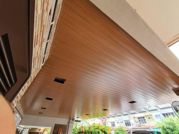 Aluminum Metal Strip Facade Aluminum Metal Strip Ceiling Kuala Lumpur (KL), Malaysia, Selangor, Kepong Supplier, Installation, Supply, Supplies | C.T.C. INNOVATIVE SOLUTION
