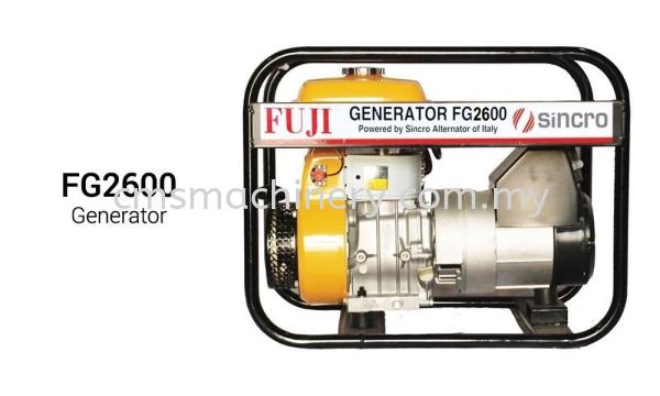 2.2KVA Generator c/w Gasoline Engine Portable Generator Generator Johor Bahru (JB), Malaysia, Mount Austin Supplier, Rental, Supply, Supplies | CMS Machinery Sdn Bhd
