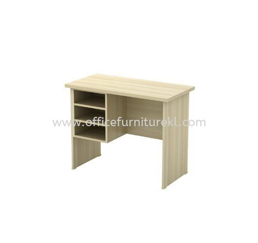 EXTON 3' SIDE OFFICE TABLE | STUDY TABLE | COMPUTER TABLE EXS 1060 (Color Boras Ash) - office table Ara Damansara | office table Bangi | office table Setia Eco Park | office table Direct Factory Price