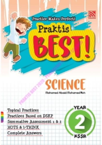 SCIENCE YEAR 2