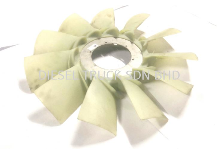 FAN BLADE 11 LEAF (P/R SERIES) 750MM 7077110