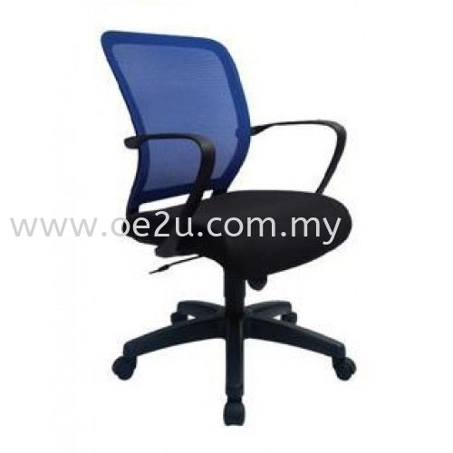 YMI Low Back Mesh Chair (YMI-34-PP)