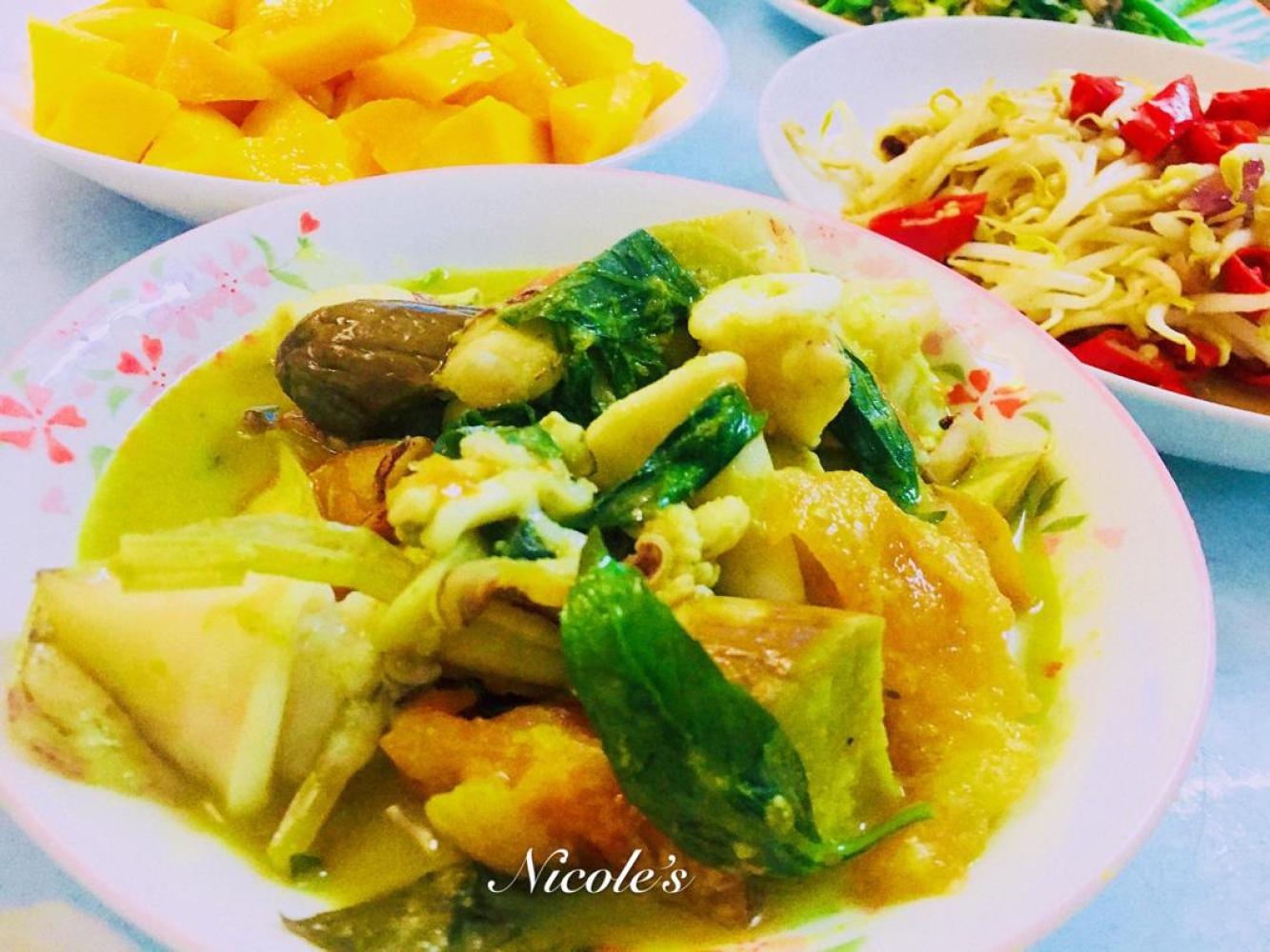 Thai Green Curry 泰式青咖喱酱