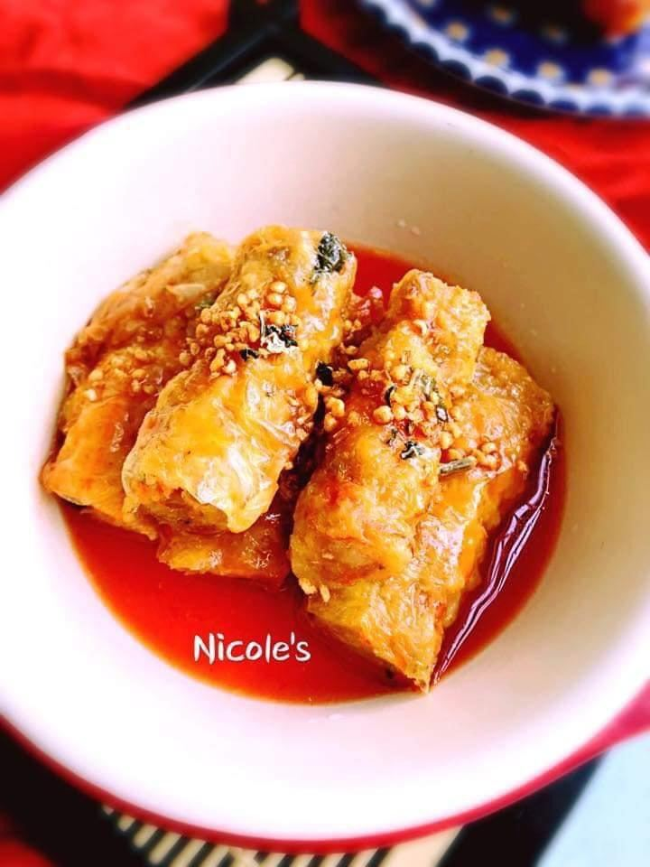 Sweet And Sour Rolls 甜酸肉卷 【FROZEN】