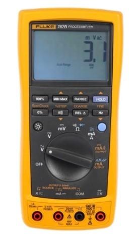 Fluke 787B Handheld Digital Multimeter