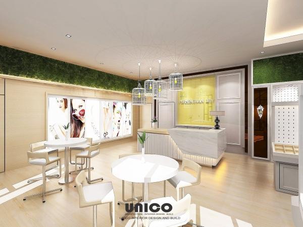 OFFICE-ECO BUSINESS PARK ECO BUSINESS PARK. Office Johor Bahru (JB), Malaysia, Skudai Service, Design | Unico Interior Design And Build
