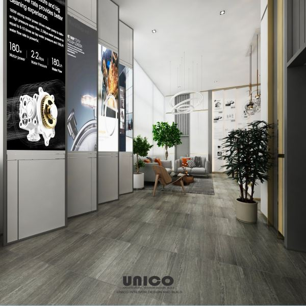 OFFICE-METAL HUB METAL HUB. Office Johor Bahru (JB), Malaysia, Skudai Service, Design | Unico Interior Design And Build