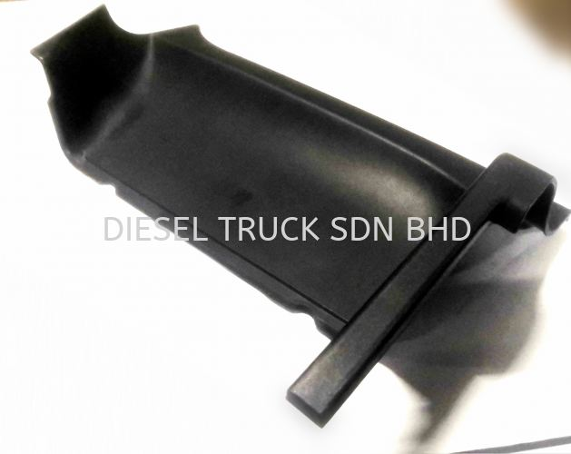 FOOT STEP COVER UPPER P-CAB (R SERIES) RH 1805342